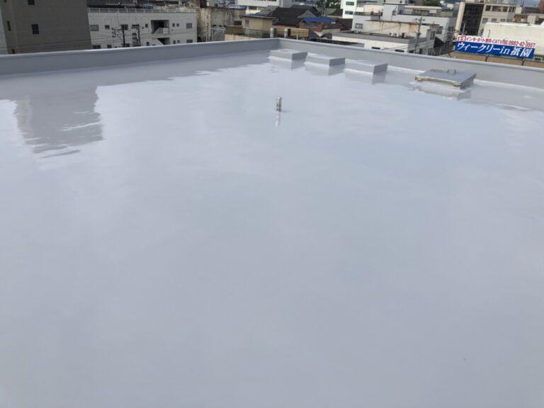 延岡市 ビル 屋上防水改修工事